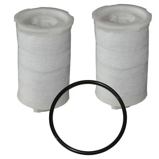 Heizölfilter - Einsatz Filz 2 Stück + 1xO-Ring