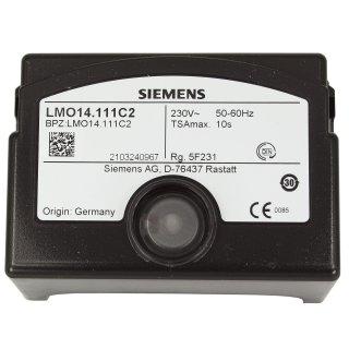 Steuergerät Siemens LMO14.111C 2 digital Ölfeuerungsautomat, Feuerungsautomat