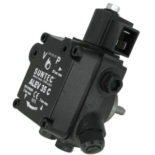 Ölbrennerpumpe Suntec ALEV 35 C 9317 ersetzt ALE 35 C 9329 Ölpumpe Pumpe
