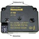Satronic ZT 930, 4mm Zündtrafo Trafo Honeywell Brenner Heizung ersetzt 801 / 900