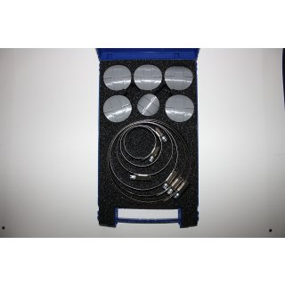 Reparaturkoffer AIRFIT  für Abwasserrohre, Reparatur Abfluß Abfluß-Rohr HT Rohr