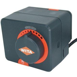 Stellmotor WITA SM W05 Drehmoment 5 Nm Mischermotor für WITA 3 u. 4 Wege Mischer