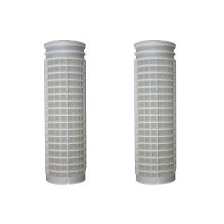 """2 x Filtereinsatz Typ Bavaria für Größe 3/4"""" bis 11/4"""" Wasserfilter B W G 112900"""