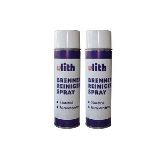 2 x Brennerreiniger ULITH Ölbrenner Düsen Ölfilter Entfetter Heizkessel Reiniger