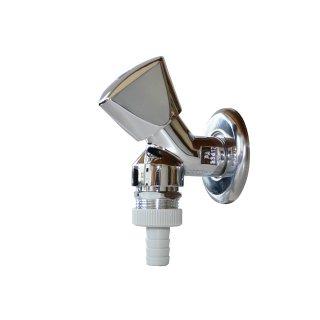 """Geräteanschlussventil Absperrventil Geräteventil Waschmaschine Ventil 1/2"""" DN 15"""