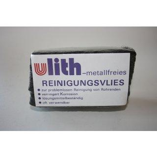 Reinigungsvlies metallfrei 60 x130mm, Putzvlies zum Löten, 10 Stück ULITH