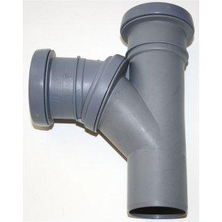HT Abzweig flexibel von 0-90° verstellbar flex Formstück  DN 50