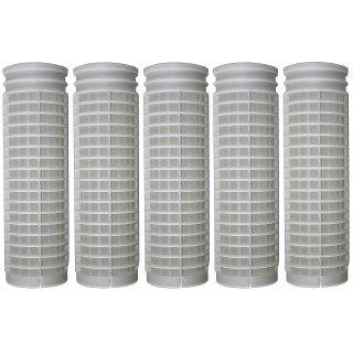 """Bavaria Filtereinsatz 5 Stück für Größe 3/4"""" bis 11/4"""" Wasserfilter B W G 112900"""