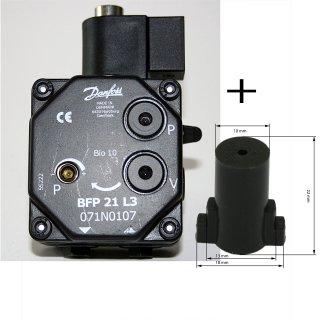 BFP 21 L 3 071N0107 Danfoss Ölbrennerpumpen Set